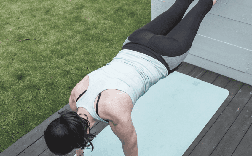 best pilates exercises for core strength